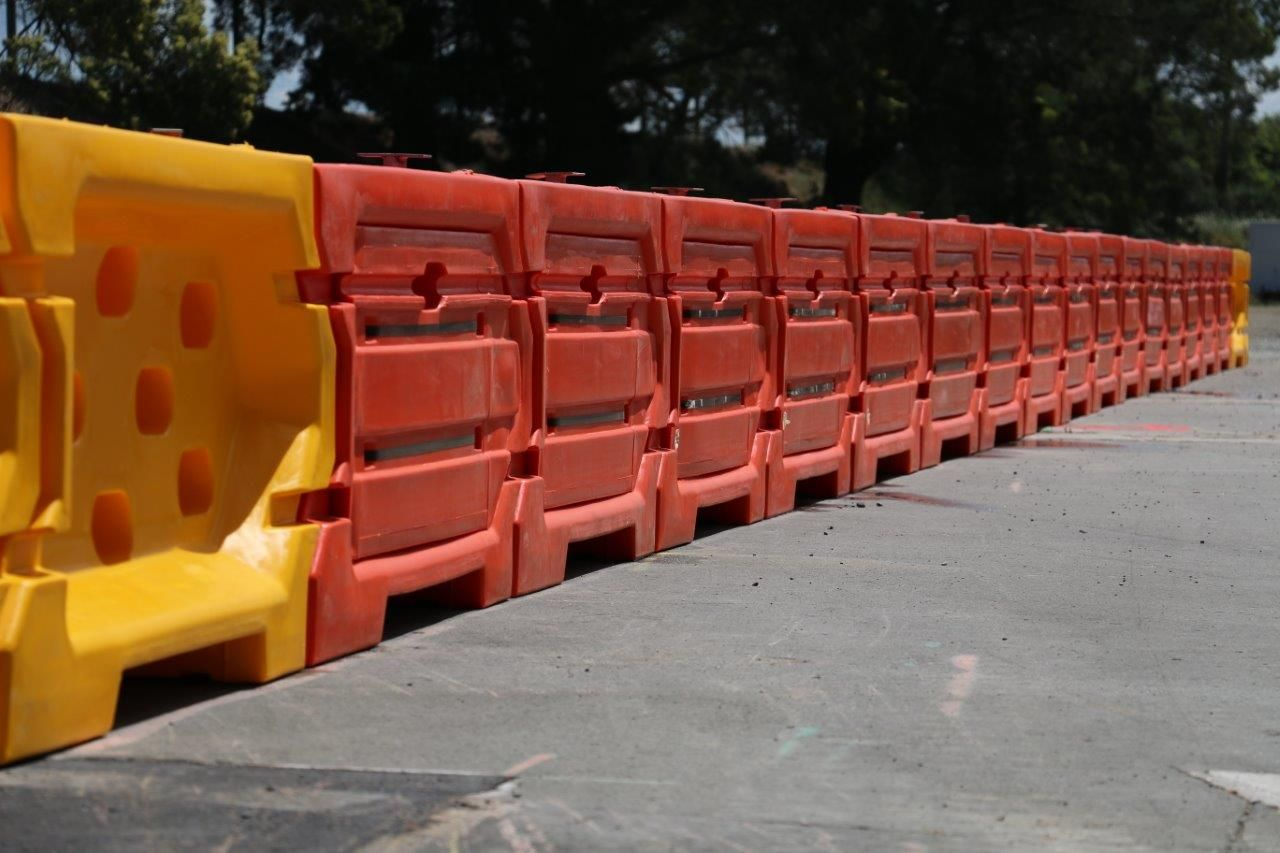 Shield I Safety Barrier